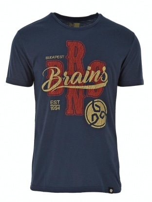 BRAINS MEN T-SHIRT
