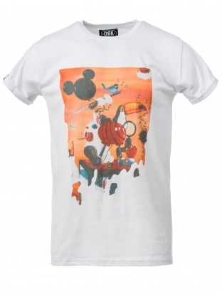 ALIZ ART MICKEY T-SHIRT